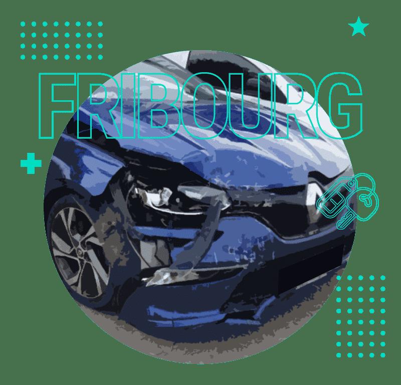 Rachat de voitures accidentées